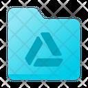 Folder Data Document Icon