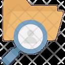 Drive Search Explore Research Icon