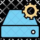 Drive Storage Disk Icon