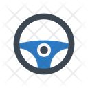 Drive Steering Control Icon