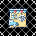 Drive Thru Dairy Icon