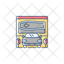 Drive Funeral Home Icon