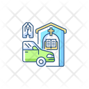 Prayer Booth Drive Icon
