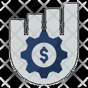Driven Economy Icon