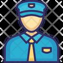 Driver Taxi Driver Pilot Icon