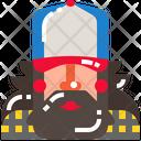 Driver Truck Trucker Icon