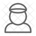 Driver Job Transport Icon