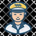 Driver Motorist Chauffeur Icon