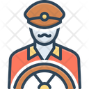 Driver Chauffeur Motorist Icon