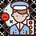 Driver Profession Professional Icon