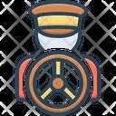 Drivers Operator Motorist Icon