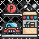 Drivethru Icon
