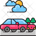 Driving Road Drive Icon