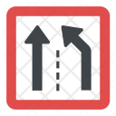 Driving Direction Icon