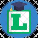 Learner School Learn Icon