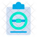 Driving Test Icon