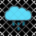 Drizzle Rain Weather Icon