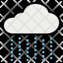 Drizzle Rain Cloud Icon