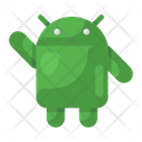 Droid Operation System Window Installation Icon