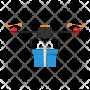 Box Gif Drone Icon