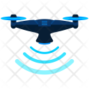 Scanning Drone Icon