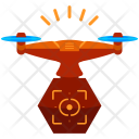View Drone Camera Icon