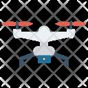 Drone Camera Hover Icon