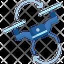 Drone Control Balance Icon