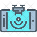 Drone Connect Mobile Icon