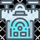 Drone Control Device Icon
