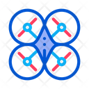 Drone Toy Fly Icon