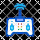 Drone Remote Control Icon