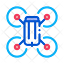 Drone Flying Toy Icon