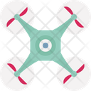 Drone Device Electronic Icon