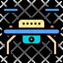 Drone Ai Transport Icon
