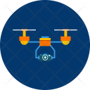 Drone Object Mini Icon