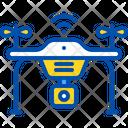 Drone Camera Propeller Icon