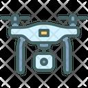 Drone Gadget Camera Icon