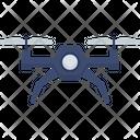 Drone Camera Drone Technology Icon