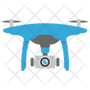 Drone Camera Icon