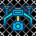 Drone Drone Camera Spy Camera Icon