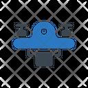 Drone Camera Copter Icon