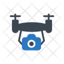Drone Camera Capture Icon