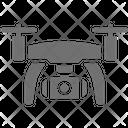 Drone Fly Camera Icon