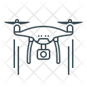 Air Drone Devices Drone Icon