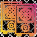 Speaker Technology Device Icon
