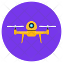 Drone Photography Drone Camera Drone Camcorder Icon
