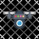 Drone Camera Drone Quadcopter Icon