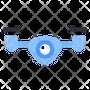 Drone Camera Aerial Drone Quadcopter Icon