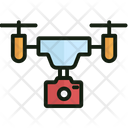 Drone Camera Camera Drone 360 Drone Icon